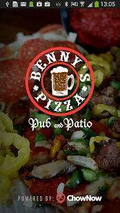 Benny's Pizza- screenshot thumbnail