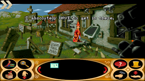 Simon the Sorcerer 2 Screenshot 7