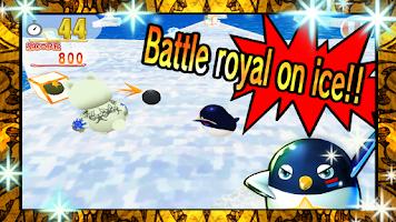 Screenshot of Survival Penguin