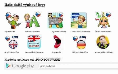 Německá slovíčka [PMQ] - screenshot thumbnail