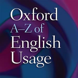 Oxford A-Z of English Usage 書籍 App LOGO-APP開箱王