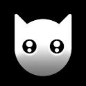 SpaceCat (3D) logo