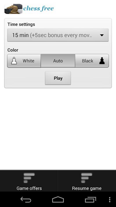 Chess Free (Offline/Online) APK Download - Apkindo co id