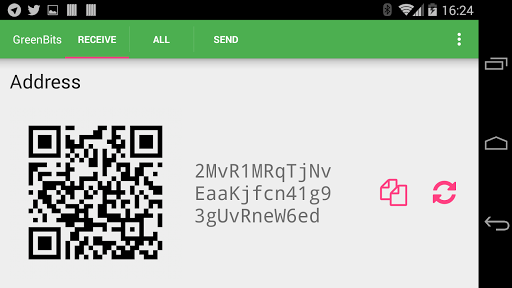 GreenBits Bitcoin Wallet for Android apk 2