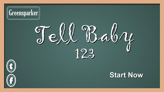 Tell Baby 123