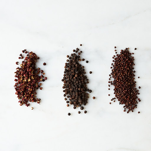 Extraordinary Pepper Spice Sampler
