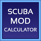 Scuba MOD Calculator