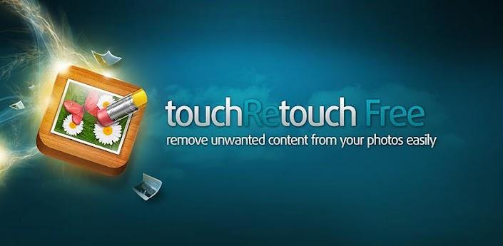 برنامج الصورة اندرويد TouchRetouch