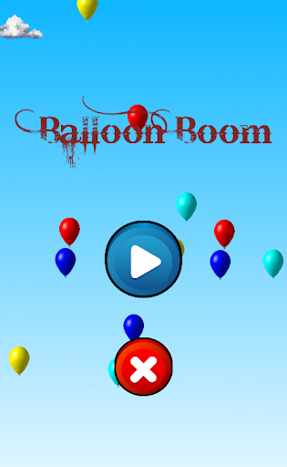 Balloon Shooter for kids
