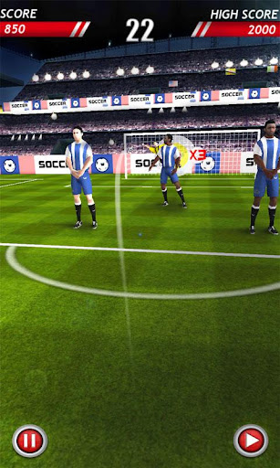 Soccer Kicks (Football) 2.3 screenshots 2