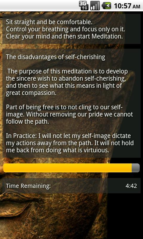 Buddhism- screenshot