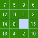 Puzzle 15 Game icon