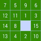 Puzzle 15 Game