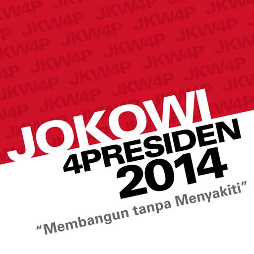 Jokowi4Presiden 通訊 App LOGO-APP試玩