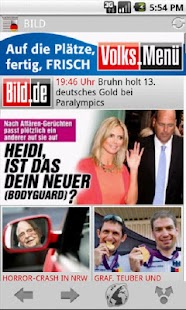 Deutsche Zeitungen & Magazine - screenshot thumbnail