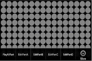 Screenshot of EzMusiCreate - make BGM from 0