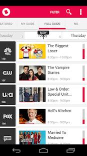 Beamly – TV with friends - screenshot thumbnail