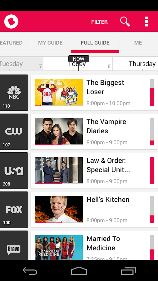 Beamly – TV with friends - screenshot