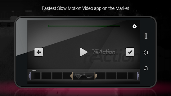 ReAction Slow Motion Video