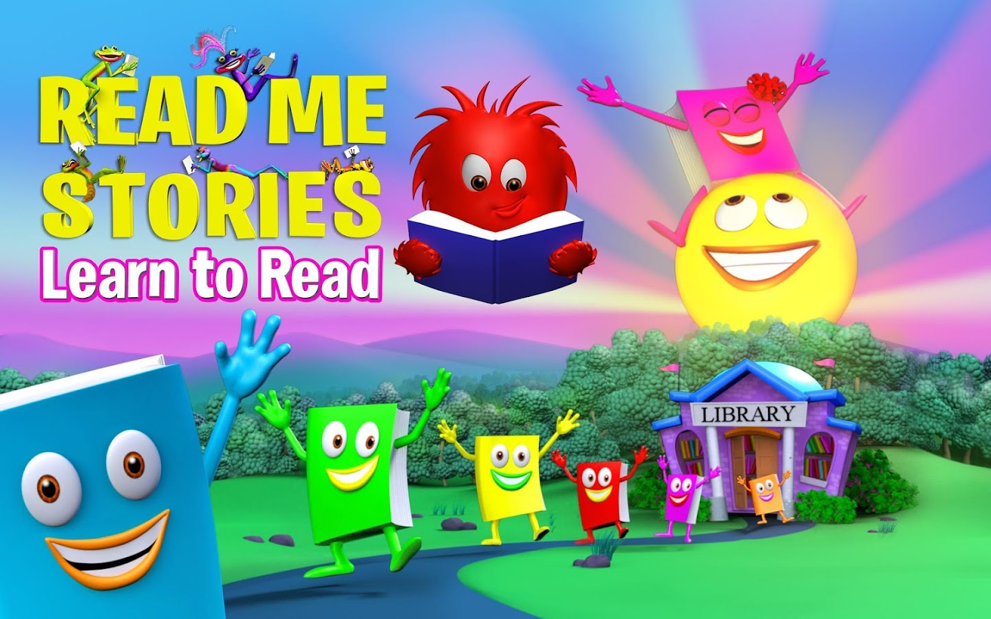 Read Me Stories: Kids' Books Screenshot