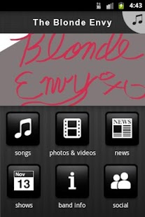 The Blonde Envy - screenshot thumbnail