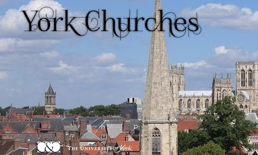 York Churches - screenshot thumbnail