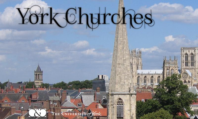 York Churches - screenshot