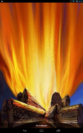 Inflaming Bonfire Live WP