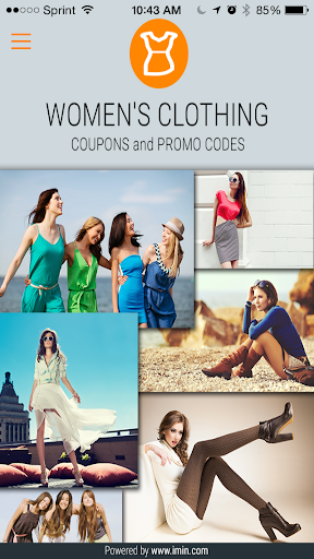 Womens Clothing Coupon I'm in