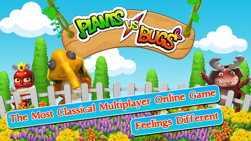 Plants vs Bugs Battle Online