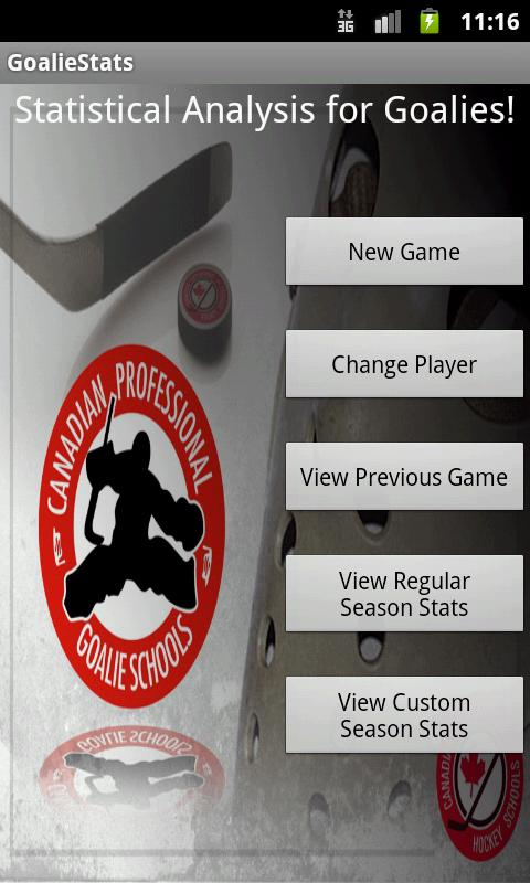CPGS smartphone application