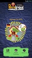 Screenshot of German For Kids