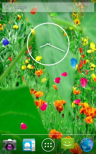 Flower Petal Live Wallpaper