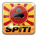 Spit !  Speed ! Card Game Free logo