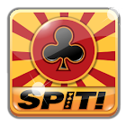 Spit !  Speed ! Card Game Free icon