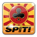 Spit !  Speed ! Card Game Free 1.8.2 Apk