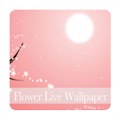 flower5 Live Wallpaper lite