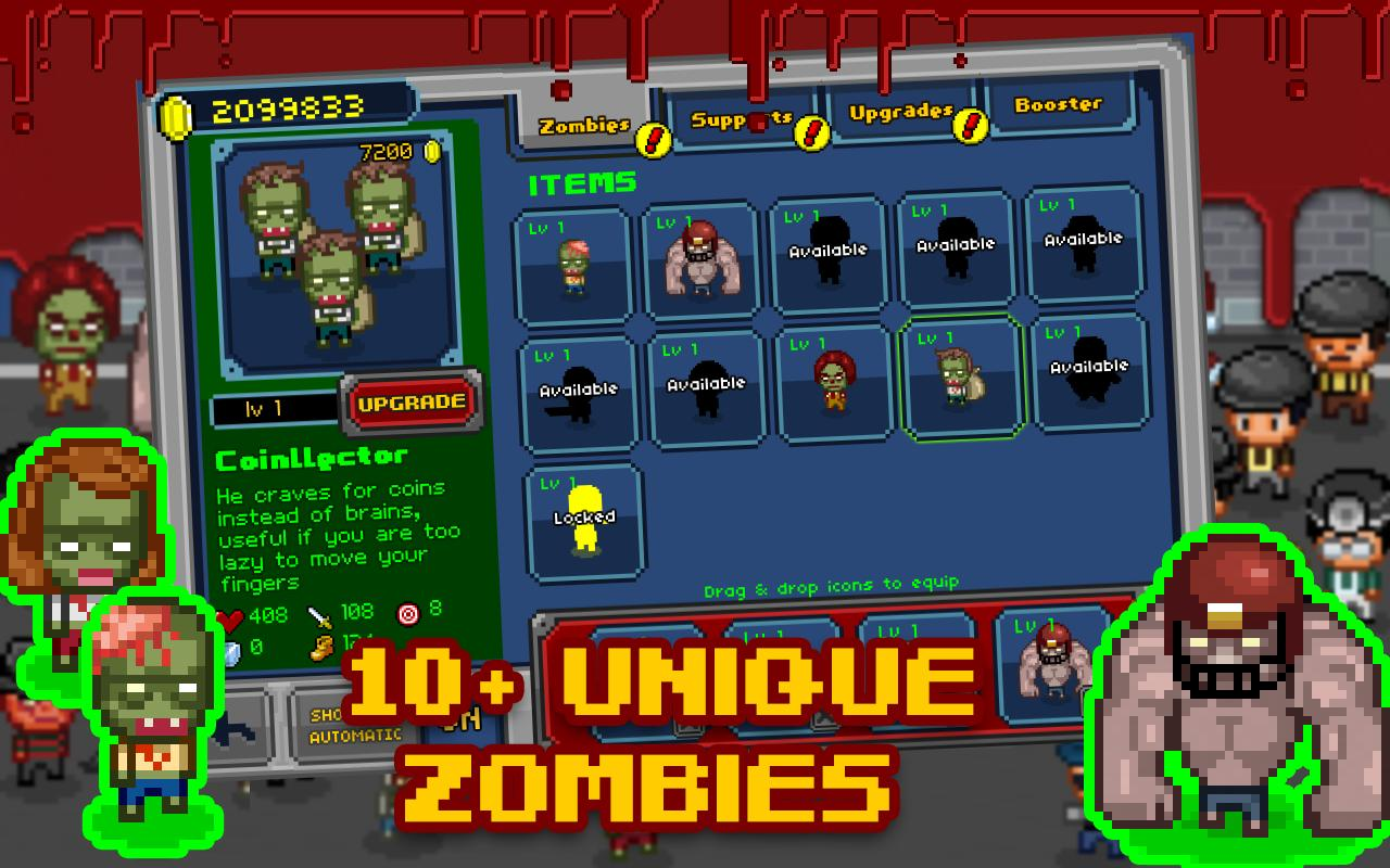 Infectonator screenshot #3