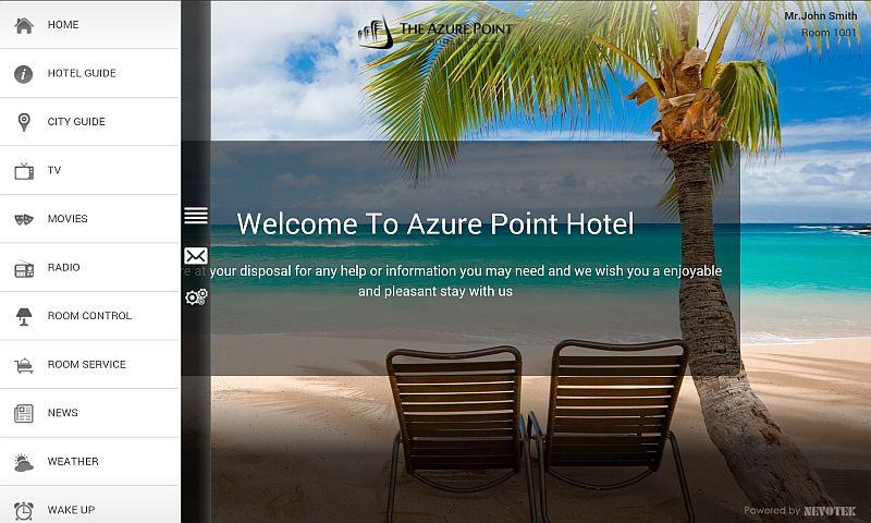 Azure Point Guest Services- screenshot