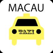 Macau Taxi - Flash Card