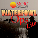 MOJO Waterfowl Ops GPS Lite icon