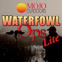 MOJO Waterfowl Ops GPS Lite icon