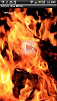 Screenshot of Sleep makes Camp Fire Effect