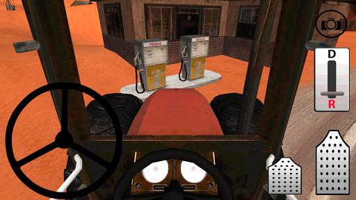 【免費模擬App】Traktörle Petrol Taşıma 3D HD-APP點子