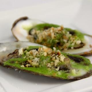 Long Island Oysters Rockefeller
