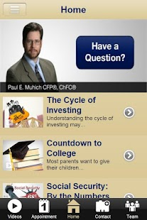 Paul Muhich CFP ChFC- screenshot thumbnail