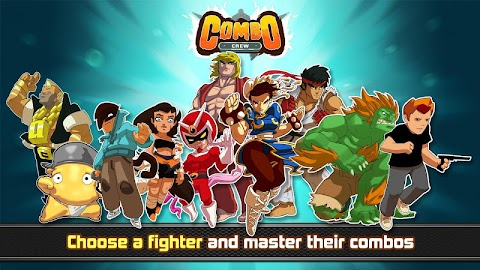 Combo Crew Screenshot 1
