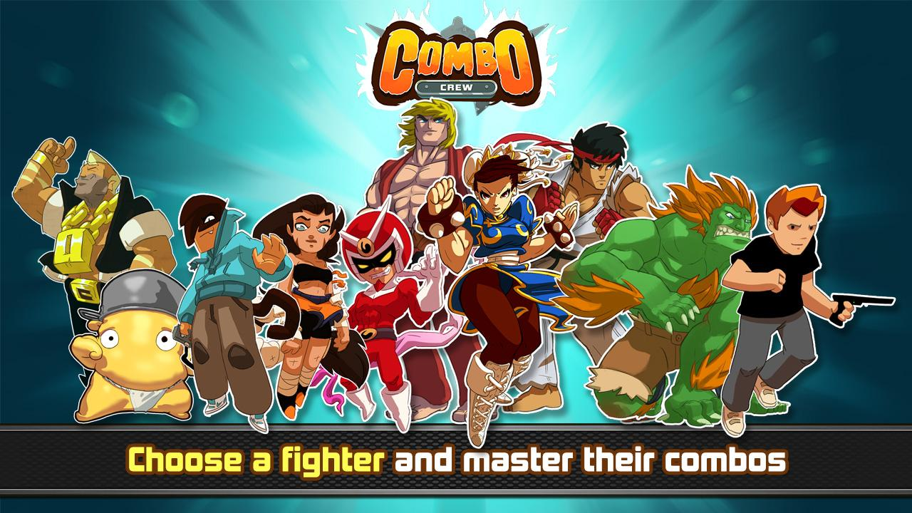 Combo Crew - screenshot