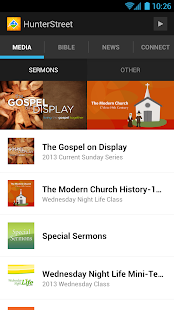 Hunter Street Baptist Church - screenshot thumbnail