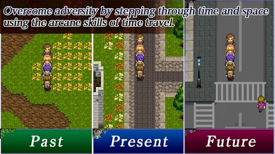 RPG Aeon Avenger - KEMCO - screenshot thumbnail